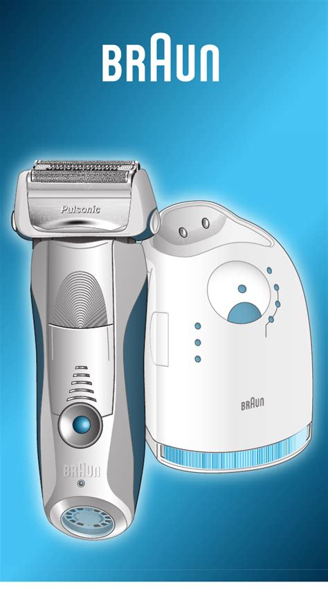 Braun Electric Shaver 790cc User Guide Manualsonline