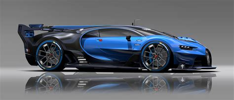 vision for car bugatti vision gran turismo gran turismo