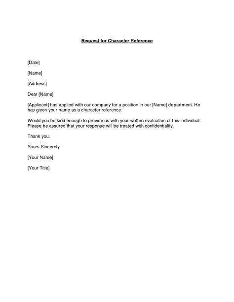 Sle Character Reference Letter For A Friend To A Landlord Letter Of Recommendation For Friend Sle College