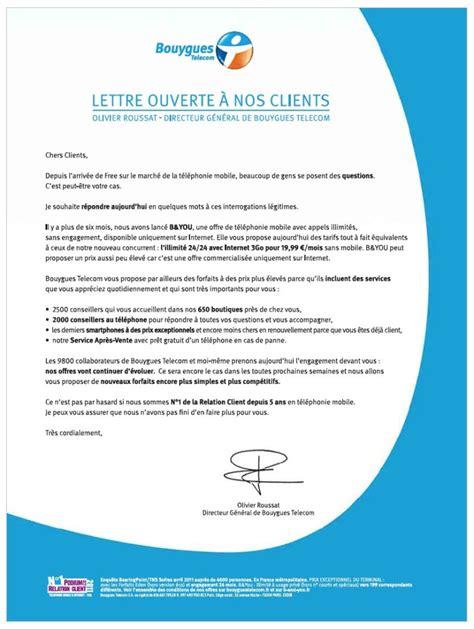 Modele De Lettre Resiliation Mobile Bouygues Modele Lettre Resiliation Portable Bouygues Document