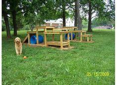 Dog playground on Pinterest   Dog Agility, Dog Park and