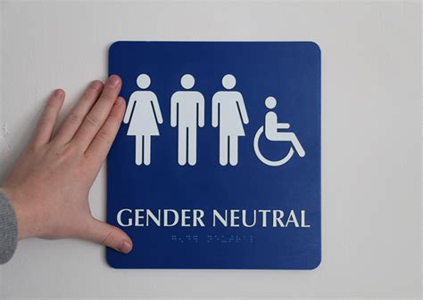 gender inclusive bathrooms might as well pee in public gender neutral bathrooms coming