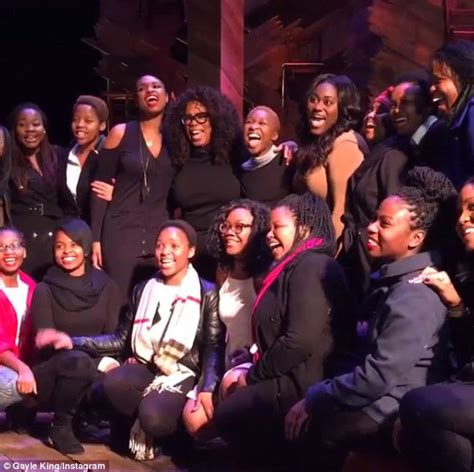 oprah winfrey the color purple oprah winfrey takes south students to broadway to