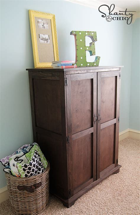 diy wardrobe armoire pdf diy free armoire furniture plans download free