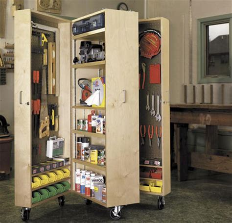 I Ve Got Your Number Mm home dzine home diy mobile storage unit for a garage