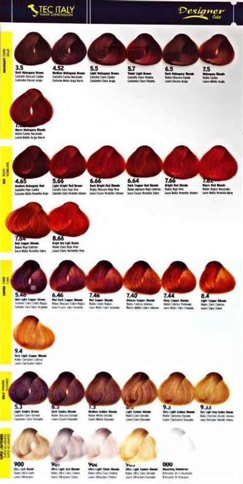 28 Italy Hair Color 28 Images Hair Color Chart Hair Weave