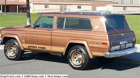 jeep cherokee golden eagle 519 best jeeps images on pinterest jeep stuff jeep