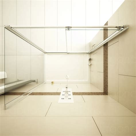 Shower Cubicle 700 X 700 by 1100 X 700 Sliding Door Shower Enclosure Glass Cubicle