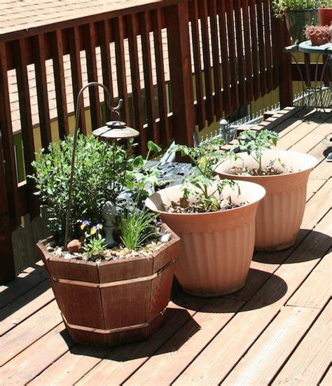 Deck Vegetable Gardening Png Deck Vegetable Garden
