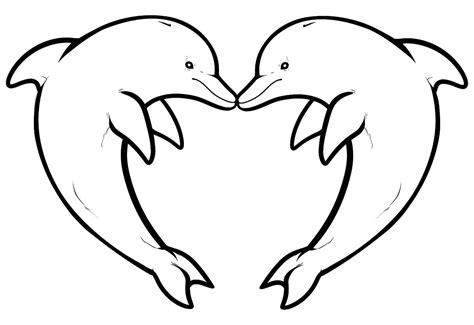 dibujar delfines dibujos para pintar dibujos de delfines para imprimir y colorear tattoo