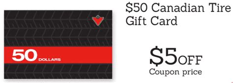 Gift Cards At Safeway Discount - safeway canada coupons 5 off a 50 canadian tire gift card until july 3 hot
