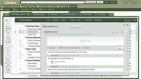 Calendar Spreadsheet Integration Zimbra Integrates With Smartsheet Zimbra