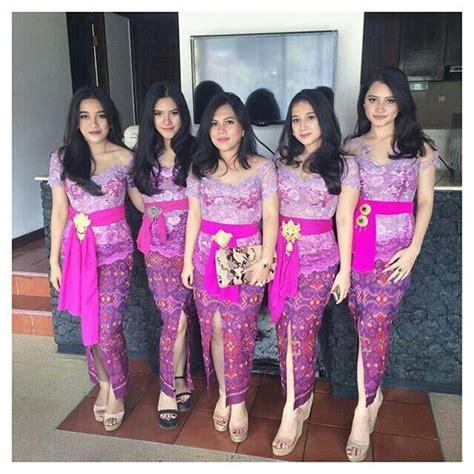 Bali Lestari Ungu 289 best images about kebaya on models
