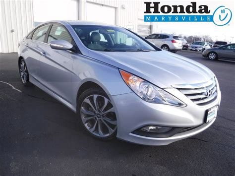 Hyundai Columbus Oh by Used 2014 Hyundai Sonata For Sale In Columbus Oh Edmunds