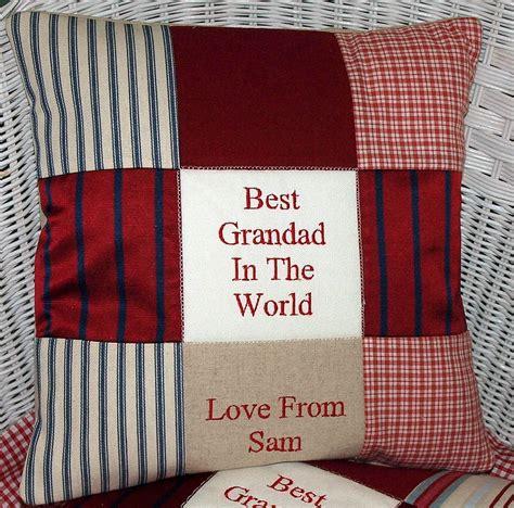 tuppenny house designs best grandma grandad cushion by tuppenny house designs notonthehighstreet com