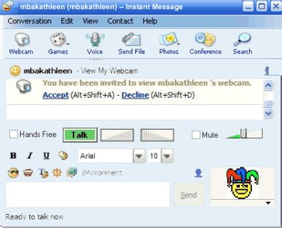 how to use doodle in yahoo messenger how to use yahoo messenger