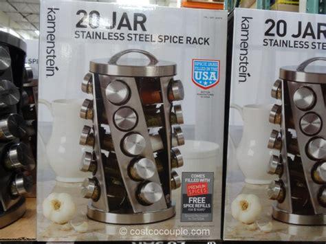 Kamenstein 20 Jar Spice Rack by Kamenstein 20 Jar Spice Rack
