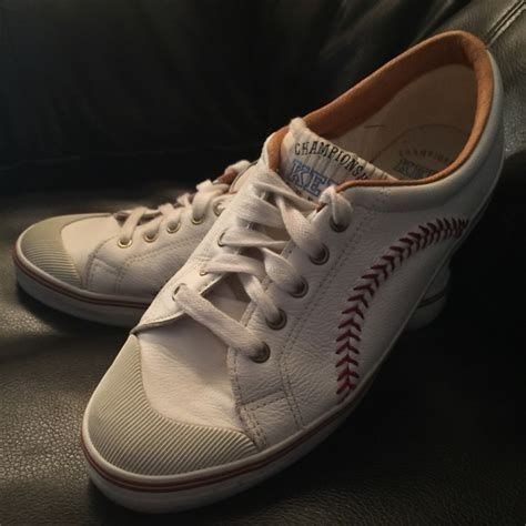 baseball sneakers 78 keds shoes keds chion pennant leather