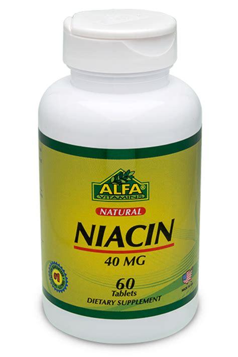 supplement niacin niacin vitamin b3