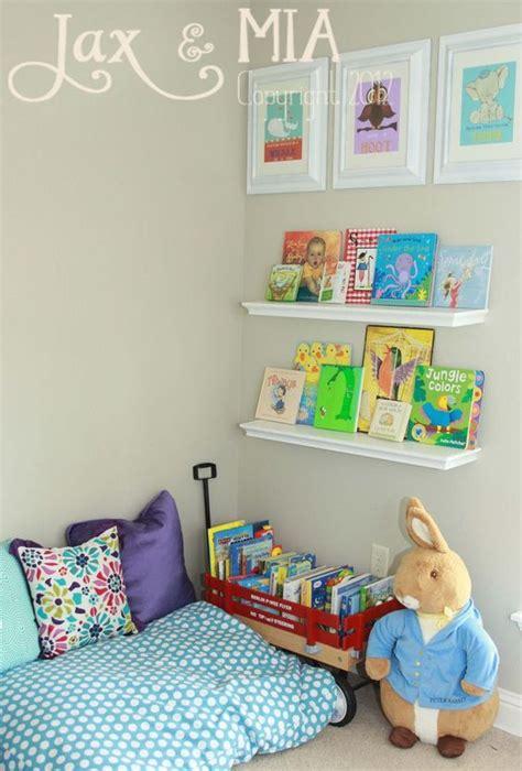 corner crib mattress reading corner idea use crib mattress in corner topped