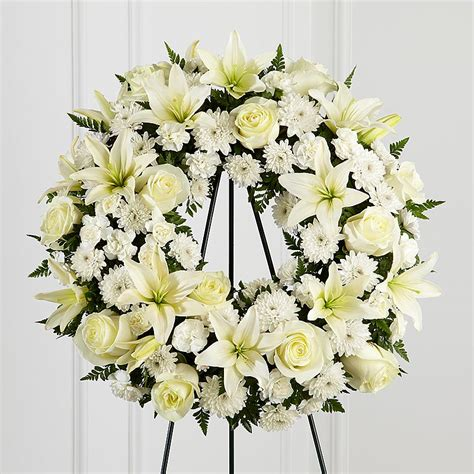 funeral flowers send delivered arrangements wreaths