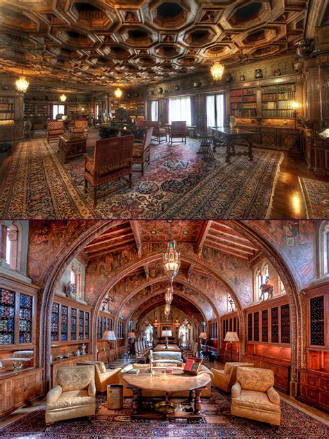 Steampunk House Interior 24 stunning introvert dream libraries lonerwolf