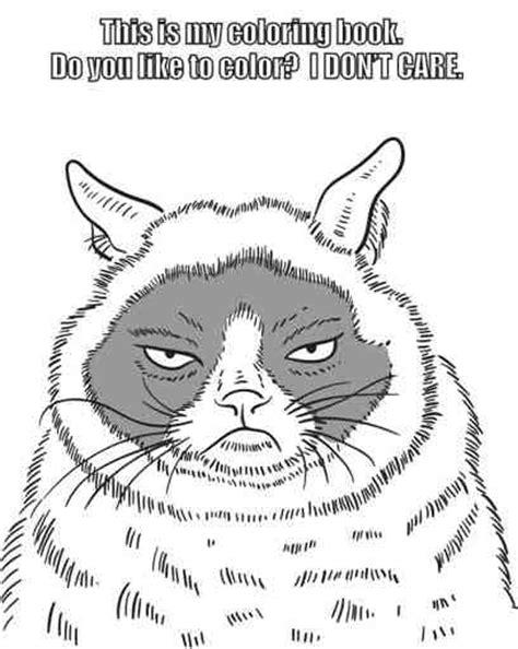 grumpy cat coloring book isbn