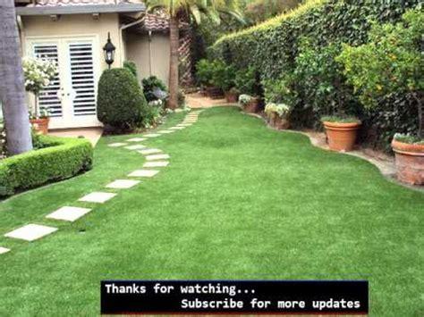 artificial grass backyard designs fake grass picture