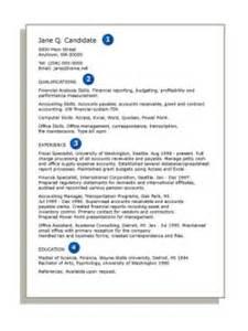 resume objectives resume sles the best