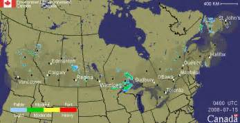 Canada Weather Map by Pics Photos Canadian Weather