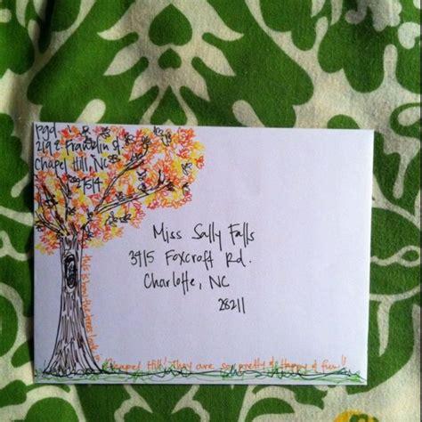 Envelope Decoration Ideas by 25 Unique Mail Envelopes Ideas On