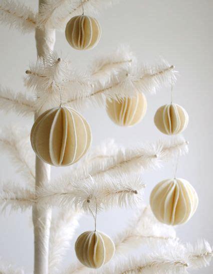 How To Make A Paper Snowball - top 8 diy ornaments idea