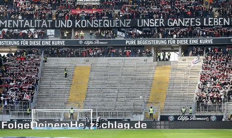 Commerzbank Bewerbungsformular Sge Kompakt Ii Eintracht Fans Klagen Sich Zur 252 Ck In Den Block Sge4ever De Das Onlinemagazin