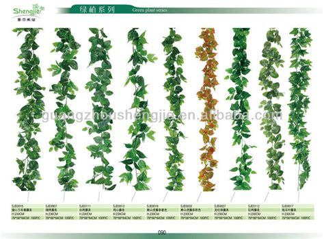 wholesale decorative hanging artificial green nest vines topiary hedge plants buy artificial