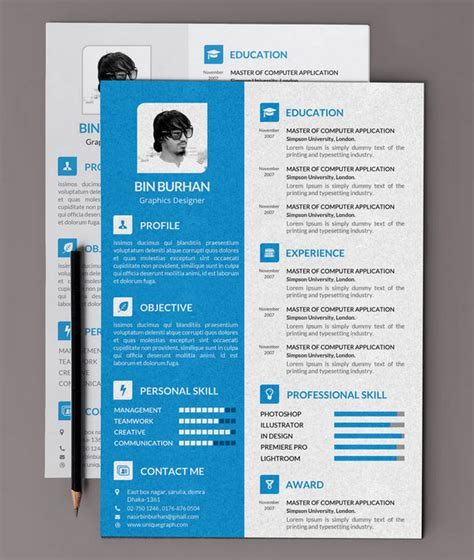 Best Resume Iphone App by