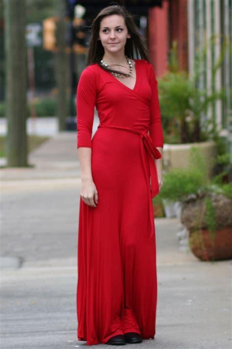 Maxi Wrap Dress wrap maxi dress dressed up