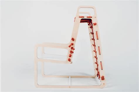 define piggyback seats abooba climbing chair by jaewook