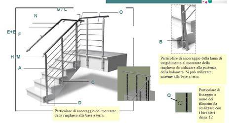 ringhiera per scala esterna ringhiera in acciaio esterna