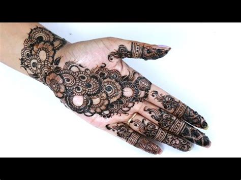 1221 best images about mehendi easy to make arabic henna design traditional bridal