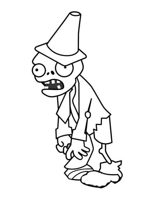 dibujos para colorear zombies vs plantas dibujos para colorear plants vs zombies 2 imagui