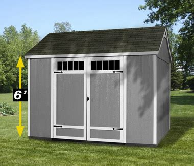 Costco Sheds 8 X 10 by Bridgeport 10 215 8 Shed Yardline Sheds At Costco