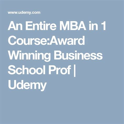 An Entire Mba In 1 Course Udemy 15 best who am i gonna call images on