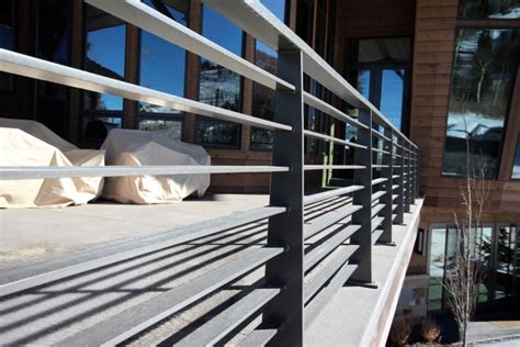 horizontal metal railing horizontal metal railings exterior horizontal metal