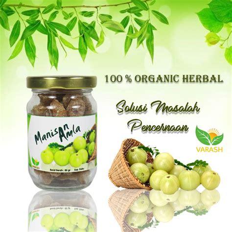Minyak Varash manisan buah amla minyak varash