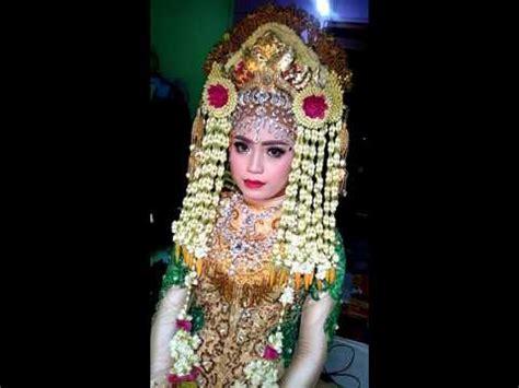 Kalung Adat Lung Susun3 Baju Adat Tradisional adat banjar baju pengantin adat banjar baju adat banjarmasin baju make up pengantin adat banjar