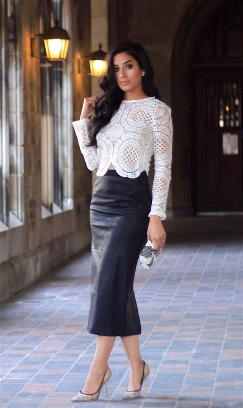 best skirt 17 best ideas about leather skirt on