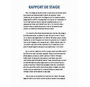 Rapport De Stage  GCSE Modern Foreign Languages Marked