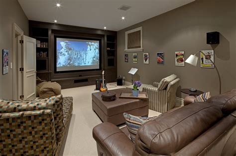 houzz media room media room color schemes best home decoration