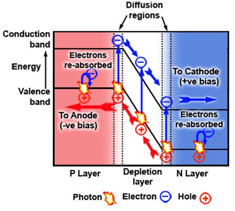photodiode how to work photodiodes