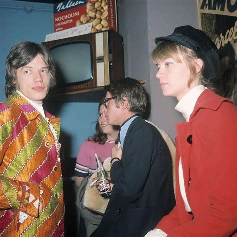 francoise hardy rolling stones mick jagger jacques dutronc fran 231 oise hardy 1960s